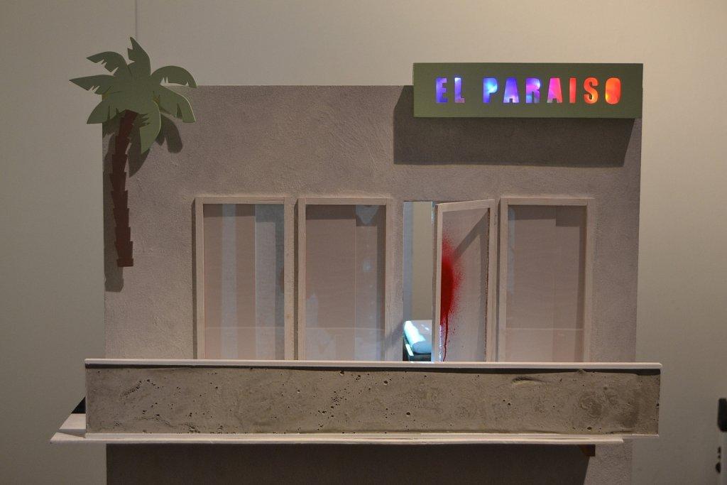 El Paraiso - Fassade